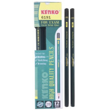 KENKO Pencil 2B-6191 (1 Pack = 12 Pcs)