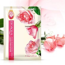 Rose Mawar Deep Moisturizing Mask - 30gr -SF