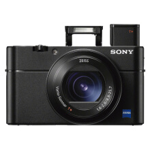 Sony Cyber-shot DSC RX100 VA Digital Camera Black