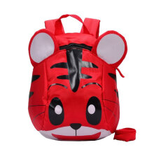 [COZIME] Adorable Tiger Shape Children Backpack Unisex Anti-lost Children School Bag Others1