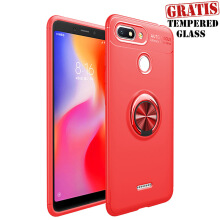 Weika Xiaomi Redmi 6 iRing Invisible TPU Soft Case