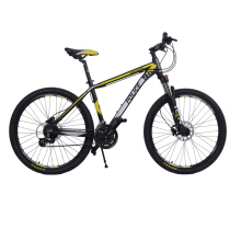 Police MTB Vancouver 1.0 Alloy Size 26 - Hitam Kuning