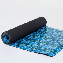 CoreNation Active  YogaMat Plume - Blue Blue One Size