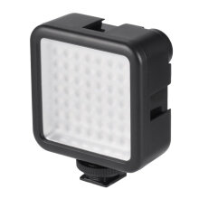 [COZIME] 49 LED Video Light Lamp Photographic Photo Lighting for Camera Photography Black