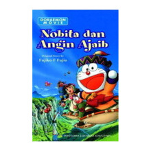 Doraemon Movie: Nobita & Angin Ajaib - Elex Media Komputindo