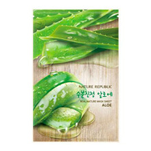 NATURE REPUBLIC Real Nature Aloe Mask Sheet