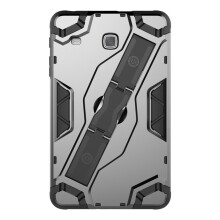 RockWolf Samsung Tab e 8.0/T378/T377 case TPU back clip bracket anti-wrestling shield flat set