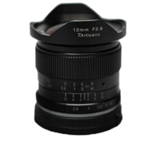 7artisans 12mm f/2.8 Lens for Sony E-Mount Black