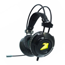 ARMAGGEDDON Nuke 9 Ultimate 7.1 Surround Sound Gaming Headset - Black