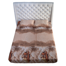 NYENYAK Tiger Fitted Sheet - Animal