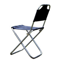 [COZIME] Aluminum Alloy Folding Chair Outdoor Portable Stool Recreational Fishing Chair Colorful 33*10cm