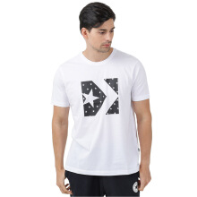 CONVERSE Con Star Fill Chevron Tee - White
