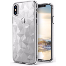 Rearth iPhone X Case Ringke Air Prism Thin TPU