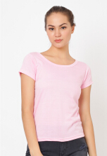 Shop at Banana O Top 17 Pink All Size