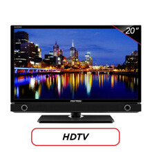 [DISC]POLYTRON LED TV 20 Inch HD - PLD20D901 Hitam