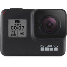 GoPro HERO7 Black Edition Camera Action Black