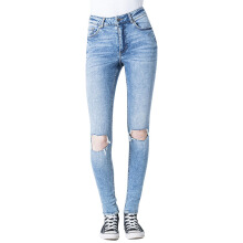 CHEAP MONDAY Mid Skin 0530762 - Shift Blue