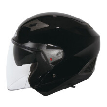 ZEUS ZS-611 - Helm Full Face - Black Glossy