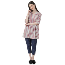IKAT Indonesia Omi T-shirt Dress