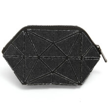 [LESHP]Fashion Rhombus Lattice Ladies Handbag Female Totes Messenger Bag Women Purse Black