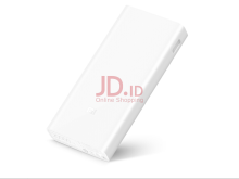 XIAOMI Mi Power Bank 2C 20000mAh - White (Quick Charge) White