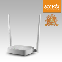 Tenda N301 Wireless N300 Easy Setup Router - White