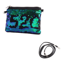 [LESHP]Fashionable Sequin Ladies Handbag Female Totes Messenger Bag Women Purse Others