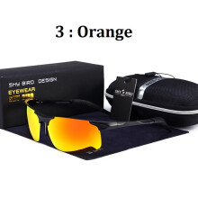 SHYBIRD Fashion Polarized Sunglasses Outdoor Men Driving Riding Glasses
