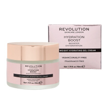 Makeup Revolution Skin Lightweight Hydrating Gel-Cream – Hydration Boost (50ML) Others