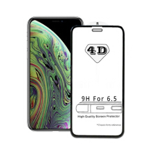 Vaping Dream - iPhone XS Tempered Glass 4D Full Cover Screen Protector Screen Guard