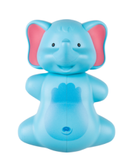 Flipper Toothbrush Holder Fun Animal Elephant