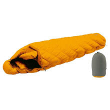 Montbell Japan Sleeping Bag Unisex - Down Hugger 800 #2 - Outdoor Travel Trail Backpacking Trekking Camping Winter Cold Weather