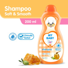MY BABY Shampoo Soft & Smooth 200ml