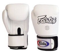 FAIRTEX Boxing Gloves STD White BGV1