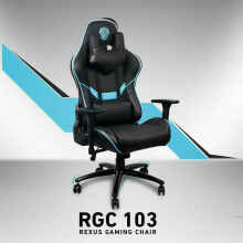 Rexus Pc Gaming Chair Rgc 103 Kursi Gaming