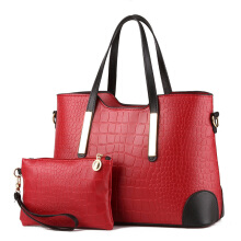 SiYing fashion color matching mother bag fresh ladies diagonal shoulder bag