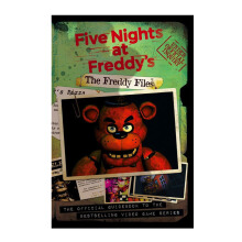Five Nights At Freddys : The Freddy FilesImport Book - Scholastic and Scott Cawthon 9781338139341