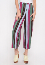 Shop at Banana Female Pants 799 Multicolor All Size