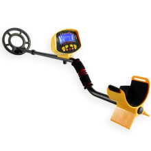 [COZIME] MD3010 Ground Searching Metal Detector Portable Nugget Finder Gold Detector Yellow1