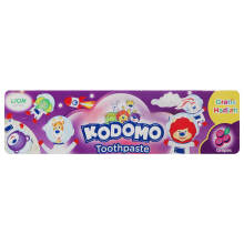 Kodomo Toothpaste Grapes 45g