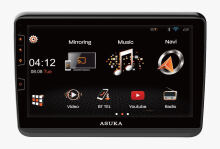 Asuka Headunit PTA 310 with HRV fit