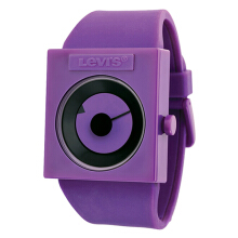 Levi's LTH0704 Jam Tangan Digital Purple