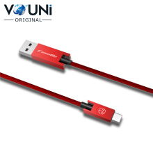 VOUNI TYPE-C straight 1.2M (2.1A) USB data line fast charging line