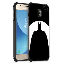 DELIVE Case for Samsung Galaxy J5 Pro Soft TPU Pattern Phone Cover