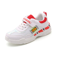 SiYing Sneakers spring and autumn breathable mesh shoes children's shoes