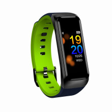 CURREN B02 Color Display Blood Pressure Heart Rate Monitor Fashion Smart Watch for iPhone Android