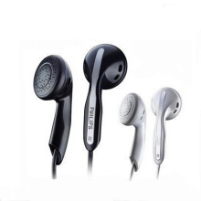 Jantens Stereo bass headset Mp3 mobile phone headset millet and Huawei Iphone X no microphone Black