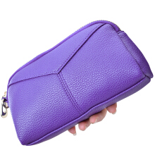 Si Ying S428 Import Ms. Wallet / Korea original / Long zipper wallet
