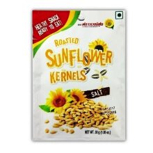 FLOWER FOOD Roasted Sunflower Kernels 30gr