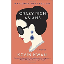 Crazy Rich Asians Import Book -  Kevin Kwan - 9780804171588